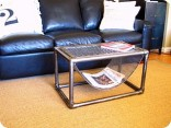 Midcentury coffee table. Made in USA
